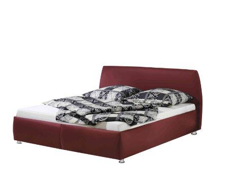 Maintal Betten 234965-4793 Polsterbett Minu 160 x 200 cm, Kunstleder